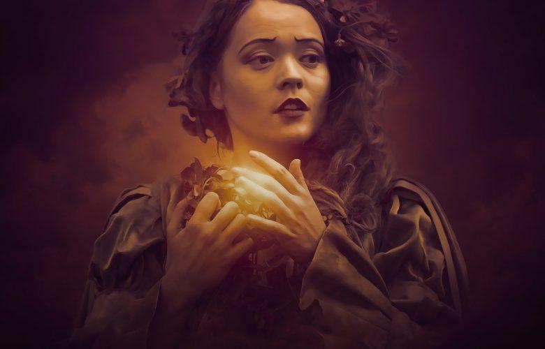 la sorcière et l'oracle